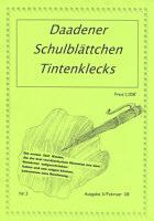 Tintenklecks Ausg.03