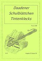 Tintenklecks Ausg.05