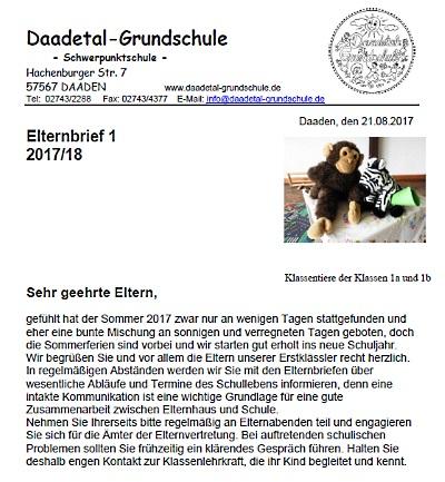 Elternbrief 1
